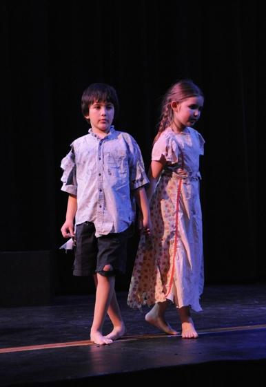 Annette & Little Joe