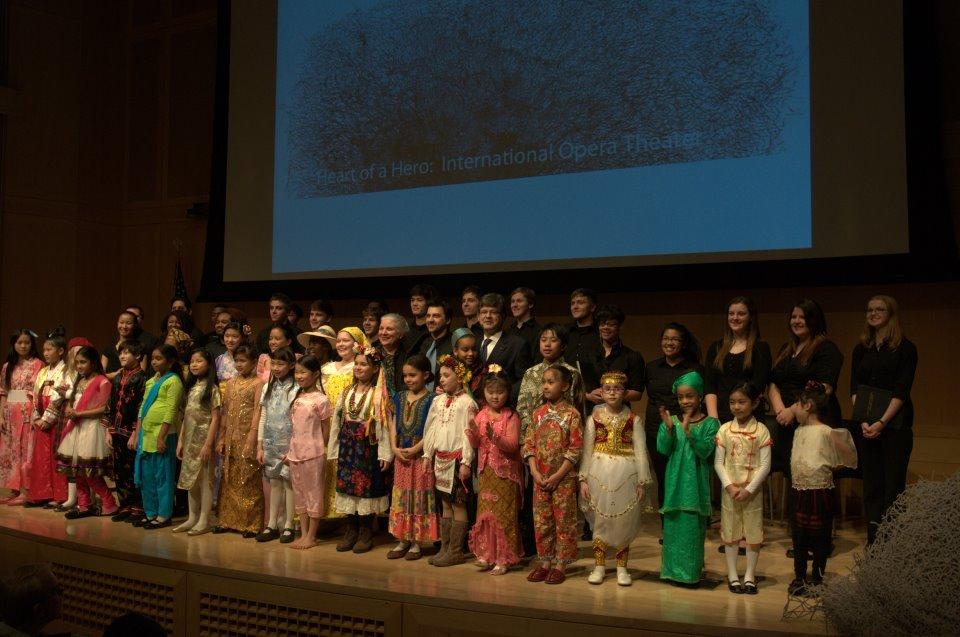 Multicultural Chidlren's Choir Constitution Center