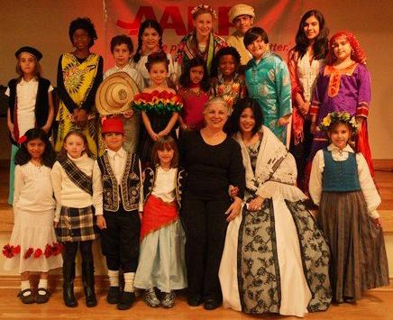 Multicultural Chidlren's Choir